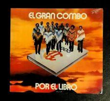EL GRAN COMBO -POR EL LIBRO  - CD NEW DIGIPACK REMASTERIZADO