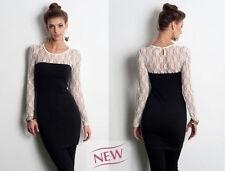 Figurbetonte hüftlange Damenblusen, - tops & -shirts im Tunika-Stil aus Viskose