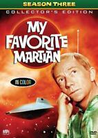 MY FAVORITE MARTIAN: SEASON THREE NEW DVD