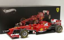 FERRARI F1 1/18 HOT RUEDAS ELITE F/138 FERNANDO ALONSO GP CHINA 2013 MATTEL NEW
