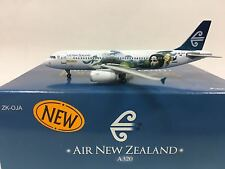 DRAGON WINGS 1:400 Air New Zealand Air Bus 320-232 Lord of the Rings ZK-OJA