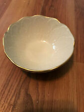 Lenox candy dish 4 1/2 inches diameter