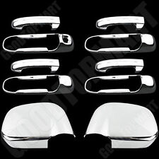 Chrome Mirror Door handles covers for DODGE Ram 1500 02-08