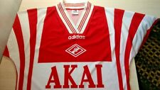 Vintage t-shirt FC Spartak Moscow Moscow 1997-1998 Adidas.