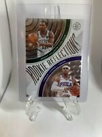 2019-20 Panini Illusions Rookie Reflections Grant Williams and Tobias Harris #12