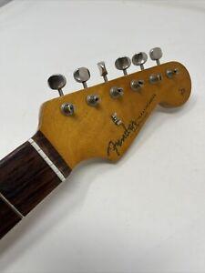 Fender American Vintage '62 reissue AVRI Stratocaster Relic Rosewood Neck 1987