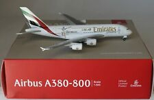 Herpa 514521-003 Airbus A380-861 Emirates 9th Version in 1:500 Scale