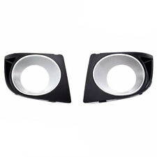 OEM 2008-2009 Subaru Legacy Left & Right Hand Side Fog Light Lamp Bezel SET NEW