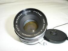MIRANDA 5cm / 50mm f  1.8 lens SN1989896