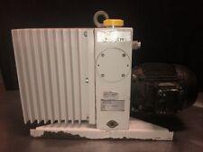 Pfeiffer Balzers Duo 030a Vacuum Pump Aeg Am90sx404 Motor 230400v 3 Phase
