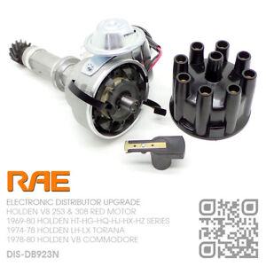 RAE ELECTRONIC DIZZY UPGRADE V8 253 & 308 RED MOTOR [HOLDEN HT-HG-HQ-HJ-HX-HZ]