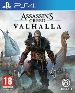 Assassin's Creed: Valhalla (PS4) Adventure: Free Roaming FREE Shipping, Save £s