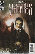 Buffy the Vampire Slayer Tales of the Vampires #2 comic book TV show Joss Whedon