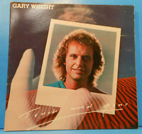 GARY WRIGHT TOUCH AND GONE LP 1977 ORIGINAL PRESS GREAT CONDITION! VG++/VG+!!B