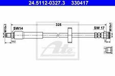 Flexible de frein PEUGEOT 309 I (10C, 10A) 309 II (3C, 3A) 309 Mk II (3C, 3A) 30