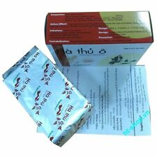 Ha Thu O, 2 boxes, FALLOPIA Multiflora, Sugar Coated Tablets, Hair Care