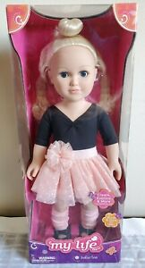My Life Ballerina  with Blond Hair - RARE EXCLUSIVE