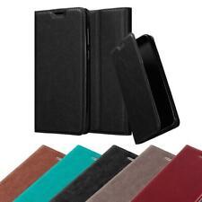 Handy Hülle für BQ Aquaris X5 Cover Case Tasche Etui mit Kartenfach