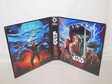 Custom made Star Wars Galaxy Series 3 Trading Card Album Mappe