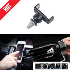 Universal Gravity Car Mount Air Vent Phone Holder Cradle For Cell Phone GPS 360°