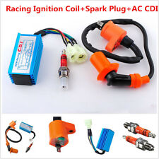 6 Pin Performance CDI Ignition Accensione Coil Racing Candela per Scooter GY6 50CC 125CC 150CC ATV