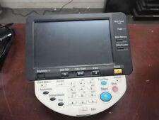 Konica Minolta Bizhub C203 C353 Control Panel LCD Assembly A02EM71002