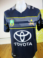 North QUEENSLAND Cowboys 2017 Home Jersey Mens Size Large With Tags