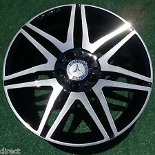 PERFECT OEM Factory AMG Mercedes-Benz C250 C300 C350 Black 18 inch WHEEL 85270