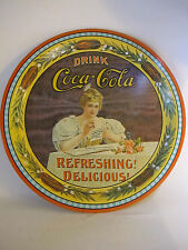 "Vintage 1976 75th Anniversary Coca-Cola 12"" Tray Limited Number"
