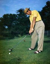 SAM SNEAD Photo Picture GOLF GOLFER SWING Color Print in 8x10 or 11x14