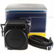 Boxed Zenza Bronica SQ-A 6x6 Body Medium Format Camera + Screen + Crank + Strap