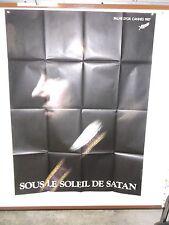 sous le soleil de satan - affiche cinema 120 * 160 cm
