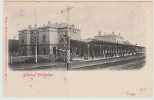 Bahnhof Herbesthal (Belgien, bis 1919 Preussen)