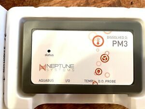 NEPTUNE SYSTEMS PM3, DISSOLVED OXYGEN, TEMPERATURE, I/O EXPANSION BOX