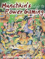 The Munchkin's Guide to Power Gaming - Steve Jackson Games 3003