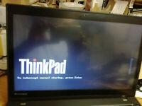 "Lenovo ThinkPad T440p Intel i5-4300M 2x2,6GHz 8GB 500GB 14""  Win10 #4xxx"