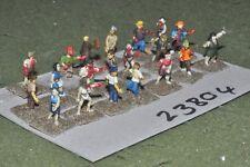 15 mm SciFi/Human-forces spéciales 20 figures-INF (23804)