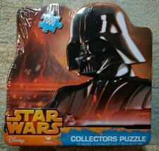 Star Wars Darth Vader Collectors Puzzle in Metal Tin 1000 Pieces Crushed Tin New