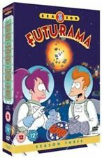 Futurama - Season 3 DVD Region 2