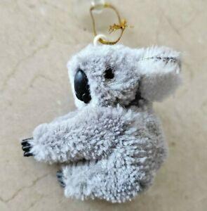 gift idea Kid'S boy girl unisex young figure nice baby TOY PLAY koala soft gray