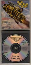 IAN GILLAN BAND: CLEAR AIR TURBULENCE CD DEEP PURPLE METAL BLADE RECORDS OOP