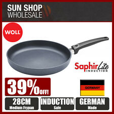WOLL Saphir Lite Induction Medium Pan Frypan 28cm! Made in Germany! RRP $279.00!