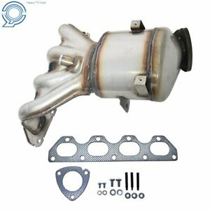 Exhaust Manifold Catalytic Converter fit Chevy 11-16 Cruze 13-17 Sonic//Trax 1.8L