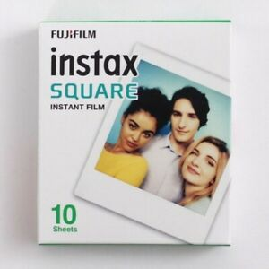 FUJIFILM Instax Square Instant Film (10 Sheets) *NEW*