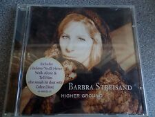 BARBRA STREISAND ~ Higher ground CD Album