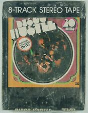 DISCO HUSTLE Various Artists 8 Track SEALED