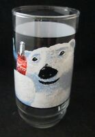 Coca Cola Polar Bear Always Cool 16 oz. Coke Glass