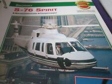 Fliegen 3: Karte 89 Sikorsky S 80 CH-MH 53E