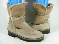 Blondo Waterproof Sheepskin Boots Women size 9.5