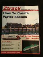 ZTrack Z Scale Model Railroad Magazine- Nov/Dec 2017 Vol 23 #6